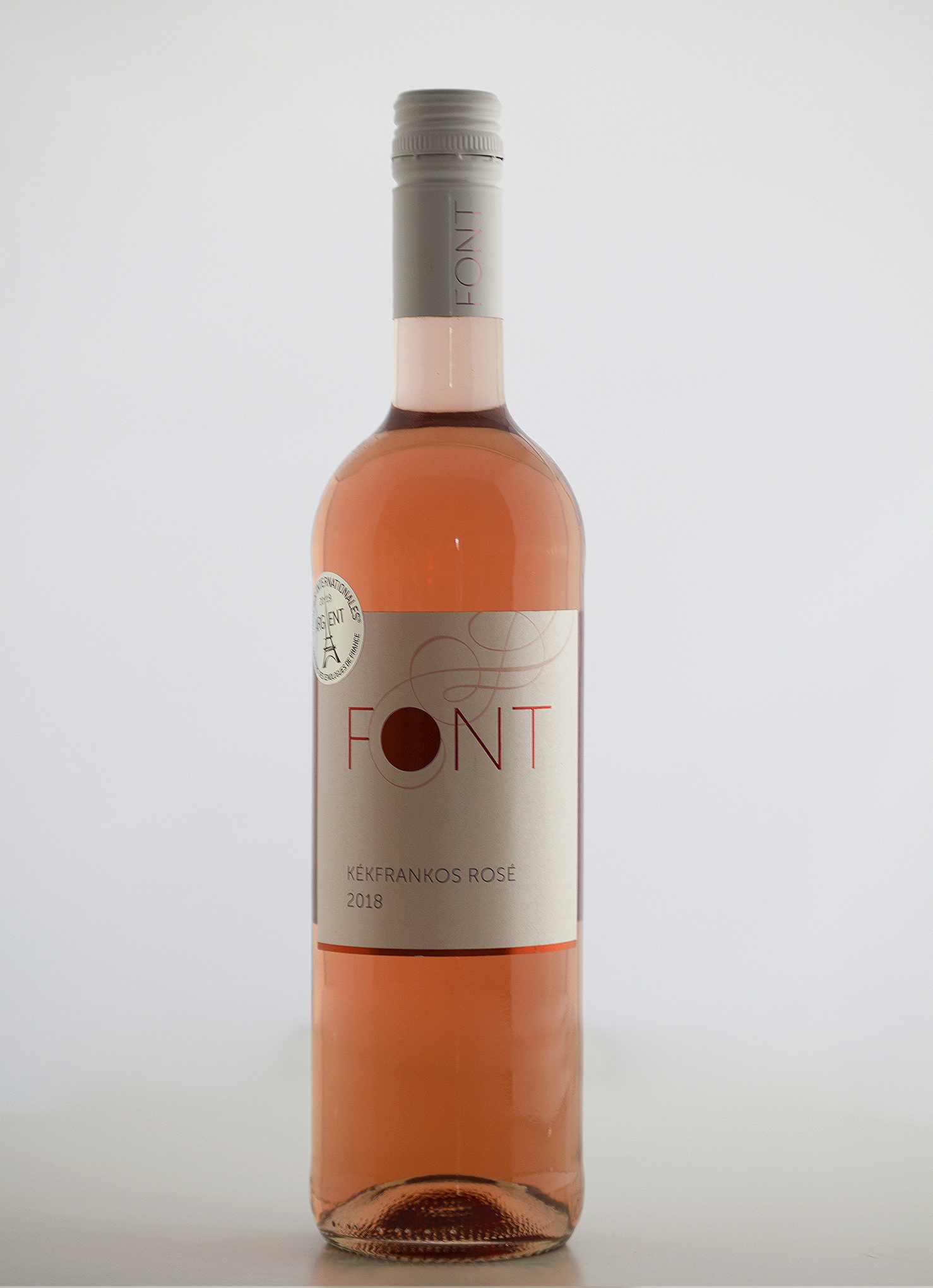 Kunsági Kékfrankos rosé OEM száraz rozébor 0,75 l