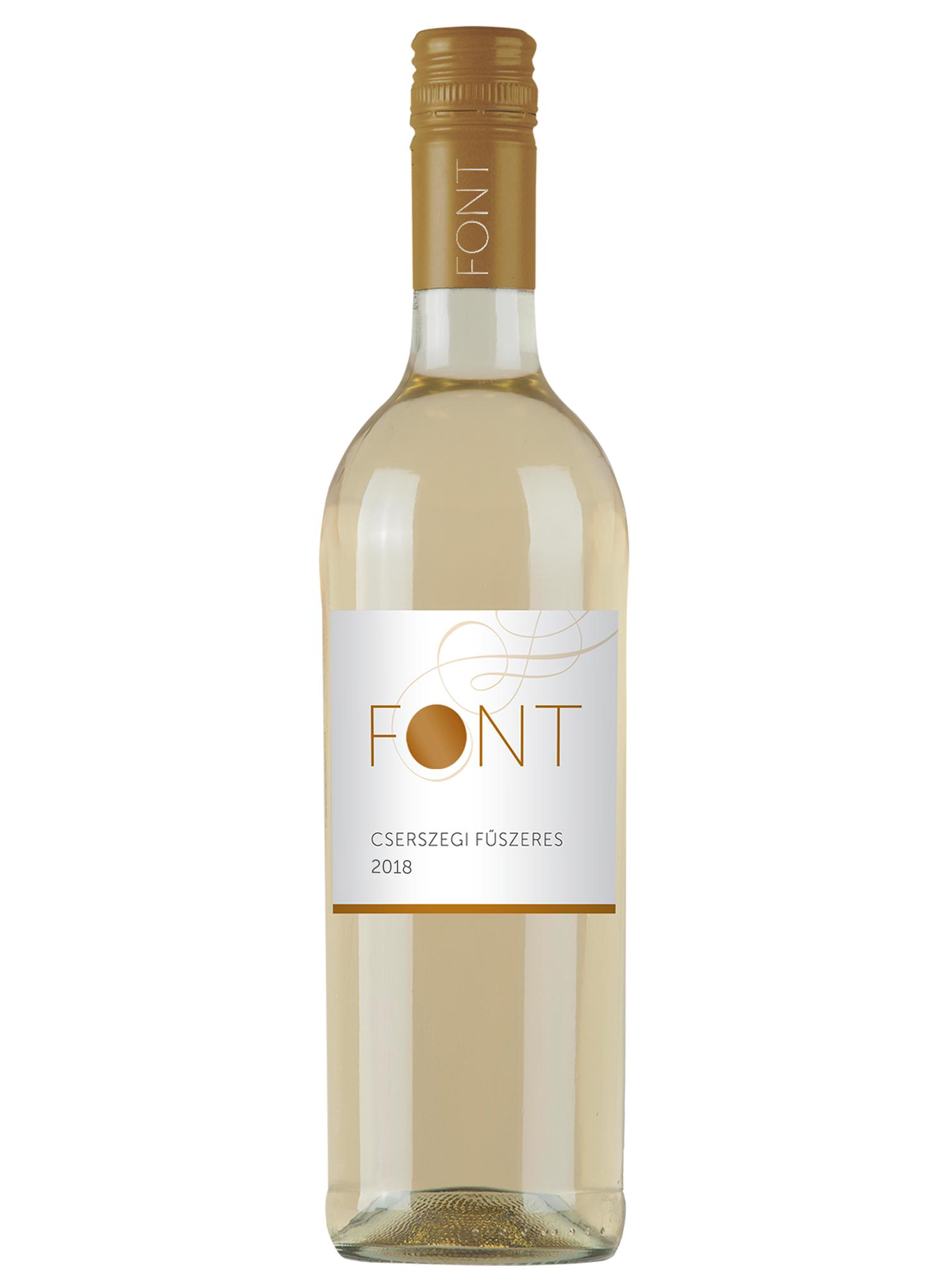 Cserszegi Fűszeres bor 0,75 l